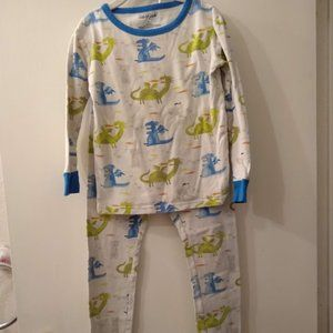 Cat & Jack PJs dragons and knights, size 8